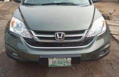 Honda CRV 2010 Gray for sale