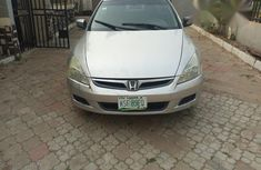 Honda Accord 2006 Silver for sale