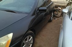 Clean Honda Accord Coupe 2003 Black for sale