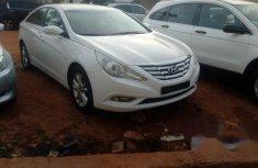 Hyndai Sonata 2013 White for sale
