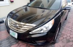 Hyundai Sonata 2011 Black for sale