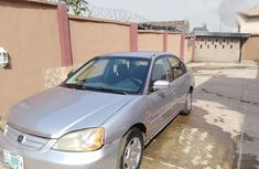 Honda Civic 2001 Silver for sale