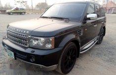 Land Rover Range Rover Sport 2009 Black for sale