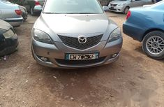 Clean Tokunbo Mazda 3 2004 Brown for sale