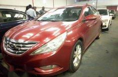 Hyundai Sonata 2014 Red for sale
