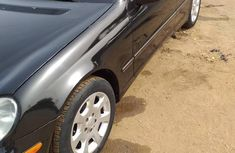 Tokunbo Mercedes-Benz C280 2006 Black for sale
