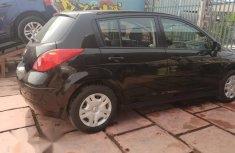Nissan Versa 2011 Black for sale