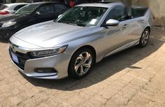 Honda Accord 2018 Silver for sale