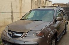 Acura MDX 2004 Brown for sale