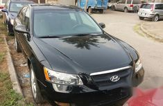 Hyundai Sonata 2008 Black for sale