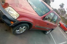 Used Honda CR-V 1998 Red For Sale