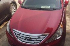 Tokunbo Hyundai Sonata 2012 Red