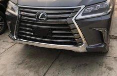 Lexus LX 570 2017 Gray