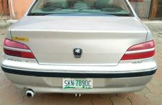 Clean Peugeot 406 2000 Silver For Sale
