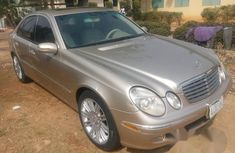 Mercedes-Benz E320 2005 Gold for sale