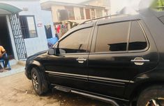 Mercedes-benz ML500 2003 Black for sale