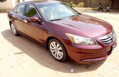 Honda Accord 2012 American Spec Full Option for sale