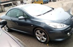 Peugeot 307 2007 Gray for sale