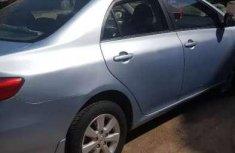 Toyota corrolla 2010 for sale