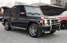 Mercedes Benz G65 AMG 2013 Black for sale