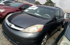 Toyota Sienna 2006 Black for sale