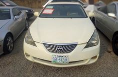 Toyota Solara 2004 White for sale