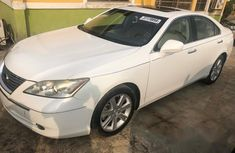 Tokunbo Lexus ES350 2007 White for sale