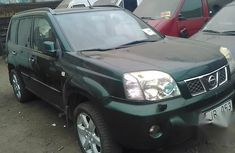 Nissan Xtrail 2004 Green for sale