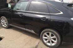 Tokunbo Lexus RX350 2010 Black for sale