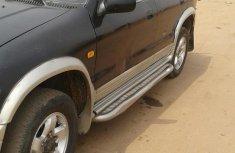 Clean Kia Sportage 1999 Black for sale