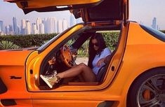 Watch the lavish cars of Dubai rich kids