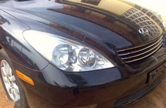Clean Black Lexus ES300 DIRECT TOKUNBO for sale