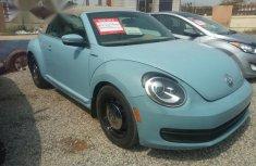 Volkswagen Beetle 2014 Blue for sale