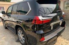 Lexus LX 570 2016 Black for sale