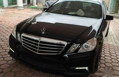 Tokunbo Mercedes-benz E350 2013 Black for sale