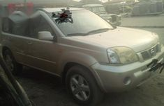 Nissan X-Trail 2007 Gold for sale