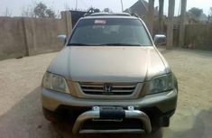 Honda CR-V 1998 Gold for sale