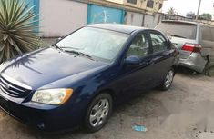 Kia Spectra 2006 Blue for sale