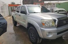 Toyota Tacoma Double Cab 4x4 2007 Silver for sale