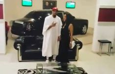 Anyone remember the spinning Rolls Royce of Okwudili Umenyiora? See his cars here!