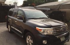 Toyota Land Cruiser 2014 Black for sale