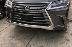 Lexus LX570 2017 Gray for sale