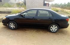 Cheap Clean Toyota Corolla 2005 Blue for sale