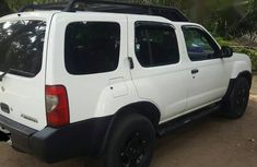Clean Nissan Xterra 2002 White for sale