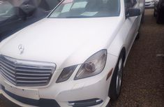 Mercedes Benz E350 2012 White for sale