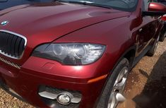 BMW X6 2012 Red for sale