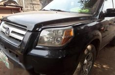 Honda Pilot 2006 Black for sale