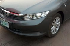 Honda Civic 2013 Gray for sale