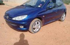 Peugeot 206 2005 Blue for sale