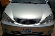 Nigerian used Toyota Camry 2006 Silver for sale